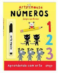 ARTY MOUSE NUMEROS - STANLEY, MANDY