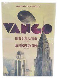 COLEÇÃO VANGO – 2 VOLUMES - DE FOMBELLE, TIMOTHÉE