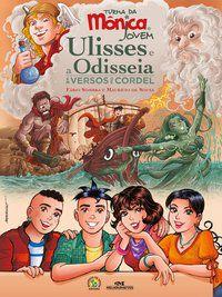 ULISSES E A ODISSEIA EM VERSOS DE CORDEL - SOUSA, MAURICIO DE