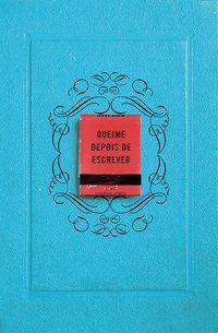 QUEIME DEPOIS DE ESCREVER - JONES, SHARON