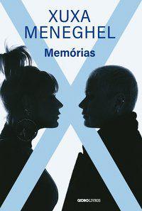 MEMÓRIAS - BRINDE MARCADOR - MENEGHEL, XUXA