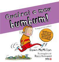 Quebrei meu bumbum - Telos Editora - MCMILLAN, DAWN