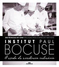 INSTITUT PAUL BOCUSE - PAUL BOCUSE, INSTITUTO
