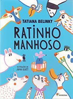 RATINHO MANHOSO - BELINKY, TATIANA