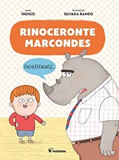 RINOCERONTE MARCONDES - ÍNDIGO