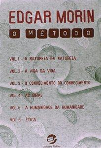 O MÉTODO - MORIN, EDGAR