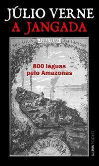 A JANGADA - VOL. 1295 - VERNE, JÚLIO