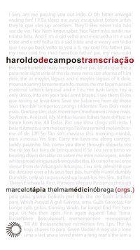 HAROLDO DE CAMPOS - TRANSCRIAÇÃO - TAPIA, MARCELO