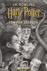 HARRY POTTER E A CÂMARA SECRETA (CAPA DURA) – EDIÇÃO COMEMORATIVA DOS 20 ANOS DA COLEÇÃO HARRY POTTE - ROWLING, J.K