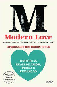 MODERN LOVE - JONES, DANIEL