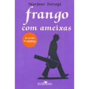 FRANGO COM AMEIXAS - SATRAPI, MARJANE