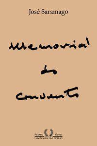 MEMORIAL DO CONVENTO (NOVA EDIÇÃO) - SARAMAGO, JOSÉ