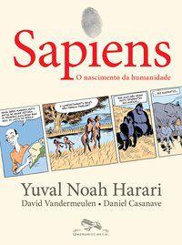 SAPIENS (EDIÇÃO EM QUADRINHOS) - VOL. 1 - HARARI, YUVAL NOAH