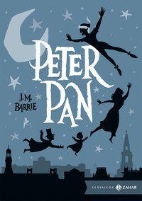 PETER PAN: EDIÇÃO BOLSO DE LUXO - BARRIE, J. M.
