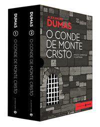O CONDE DE MONTE CRISTO: EDIÇÃO COMENTADA E ILUSTRADA (CLÁSSICOS ZAHAR) - DUMAS, ALEXANDRE