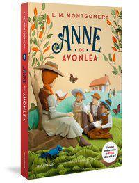 ANNE DE AVONLEA - (TEXTO INTEGRAL - CLÁSSICOS AUTÊNTICA) - MONTGOMERY, LUCY MAUD