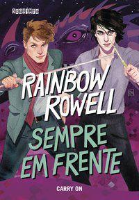 SEMPRE EM FRENTE - VOL. 1 - ROWELL, RAINBOW