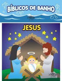 BÍBLICOS DE BANHO: JESUS - MARQUES, CRISTINA
