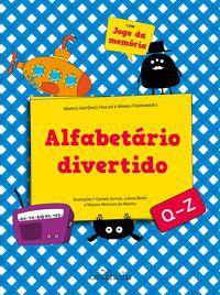 ALFABETÁRIO DIVERTIDO: VOLUME 3 - Q-Z - HAILER, MARCO