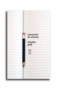 CONSERTOS DE OFICINA - GELB, CLAUDIA