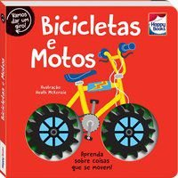 VAMOS DAR UM GIRO! BICICLETAS E MOTOS - LAKE PRESS PTY LTD