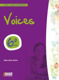 VOICES - 6º ANO - RAUTA, VERA LUCIA