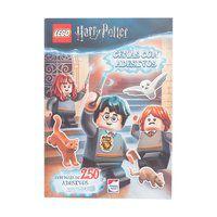 LEGO HARRY POTTER: CENAS COM ADESIVOS - LEGO