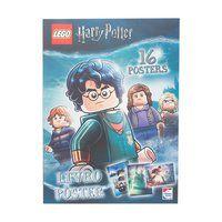 LEGO HARRY POTTER : LIVRO POSTER - LEGO