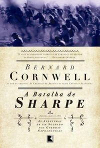 A BATALHA DE SHARPE (VOL. 12) - VOL. 12 - CORNWELL, BERNARD