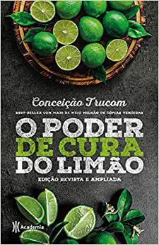 O PODER DA CURA DO LIMÃO - TRUCOM, CONCEIÇÃO