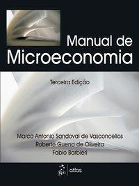 MANUAL DE MICROECONOMIA - OLIVEIRA, ROBERTO GUENA DE