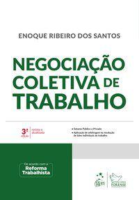 NEGOCIAÇÃO COLETIVA DE TRABALHO - SANTOS, ENOQUE RIBEIRO DOS