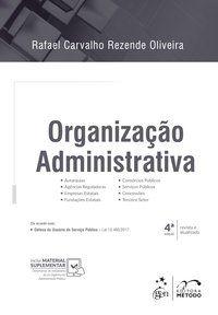 ORGANIZAÇÃO ADMINISTRATIVA - OLIVEIRA, RAFAEL CARVALHO REZENDE