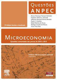 MICROECONOMIA - QUESTÕES ANPEC - CRISTIANE SCHMIDT