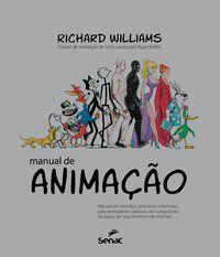 MANUAL DE ANIMAÇÃO - WILLIAMS, RICHARD