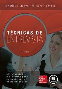 TÉCNICAS DE ENTREVISTA - STEWART, CHARLES J.