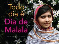 TODO DIA É DIA DE MALALA - MCCARTNEY, ROSEMARY