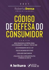 CÓDIGO DE DEFESA DO CONSUMIDOR - REDE LEITURA - 1ª ED - 2021 - DENSA, ROBERTA
