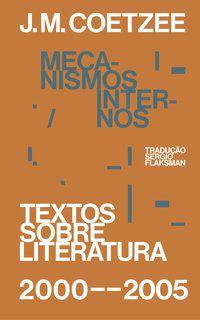 MECANISMOS INTERNOS - COETZEE, J. M.