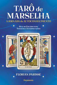 TARÔ DE MARSELHA - VOL. 1 - PARISSE, FLORIAN