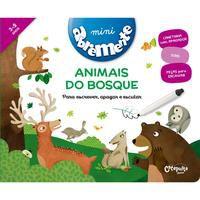ABREMENTE MINI: ANIMAIS DO BOSQUE - VOL. 1 - CATAPULTA, EDITORES