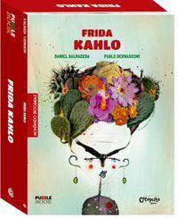 MONTANDO BIOGRAFIAS: FRIDA KAHLO - VOL. 5 - BALMACEDA, DANIEL