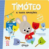 TIMÓTEO E SUAS EMOÇÕES - VOL. 1 - MASSONAUD, EMMANUELLE