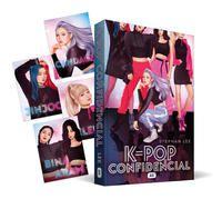K-POP CONFIDENCIAL + BRINDES (CARDS EXCLUSIVOS) - LEE, STEPHAN