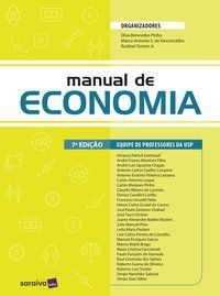 MANUAL DE ECONOMIA - VASCONCELLOS, MARCO ANTONIO S.