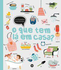 O QUE TEM LÁ EM CASA? - BOOKS, IMAGE