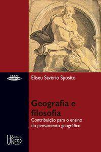 GEOGRAFIA E FILOSOFIA - SPOSITO, ELISEU SAVERIO