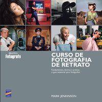 CURSO DE FOTOGRAFIA DE RETRATO - JENKINSON, MARK