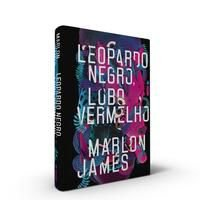 LEOPARDO NEGRO, LOBO VERMELHO - JAMES, MARLON