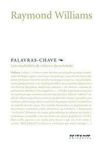 PALAVRAS-CHAVE - WILLIAMS, RAYMOND
